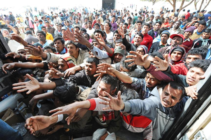 migranti, immigrazione, di lello, psi, partito socialista italiano